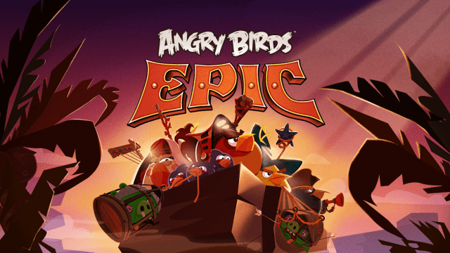 Angry Birds Epic guide