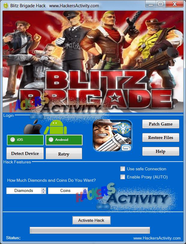 blitz brigade trainer