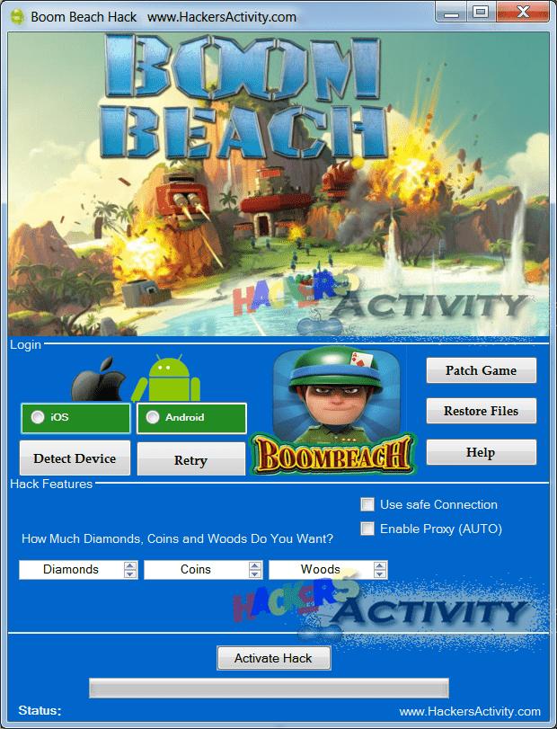Boom Beach cheat