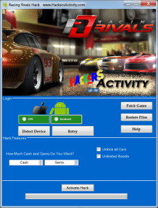 Racing Rivals guide