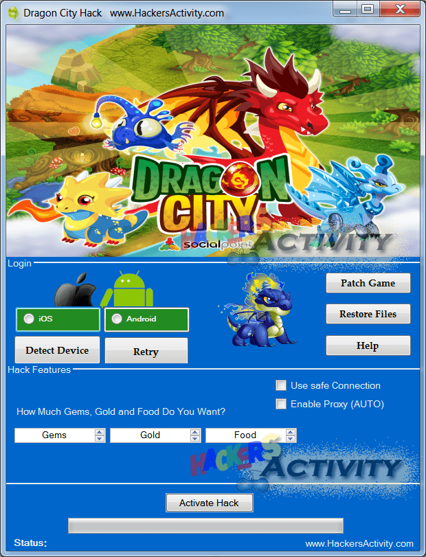 dragon city guide