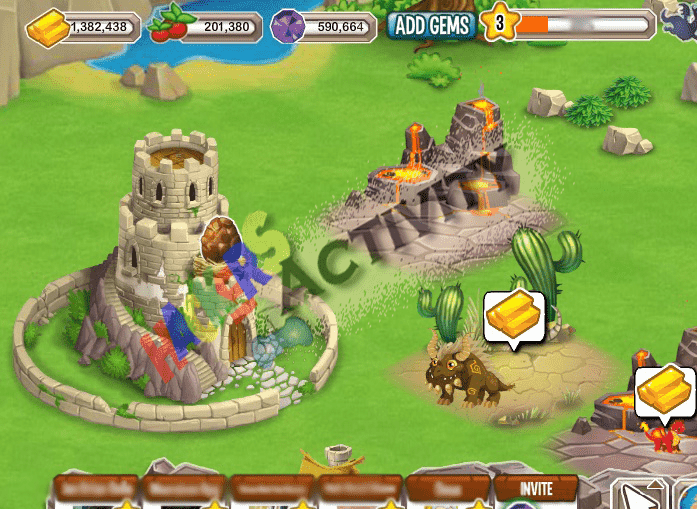 hackear dragon city