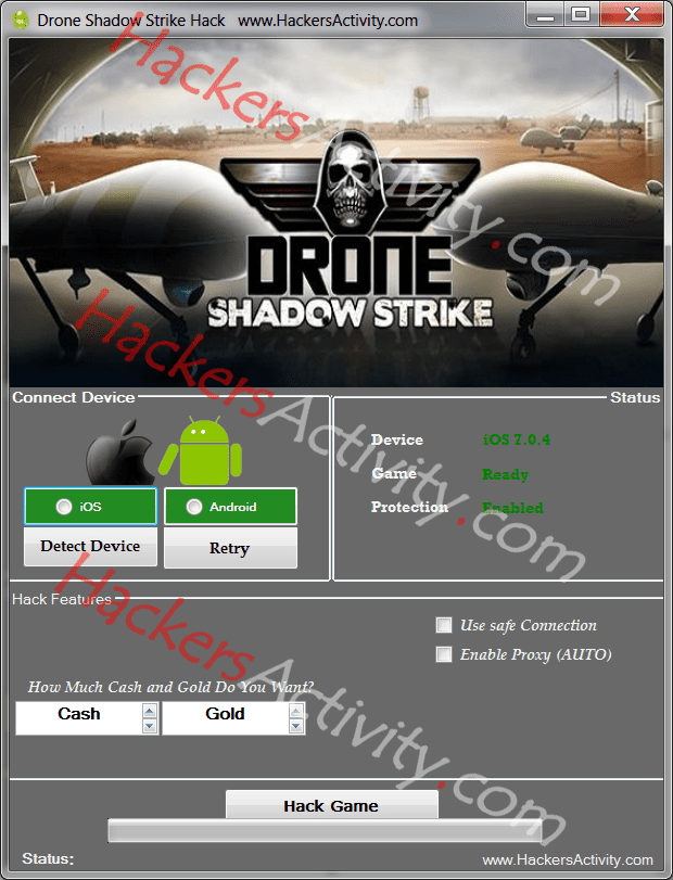 Shadow Drone Strike Cheats