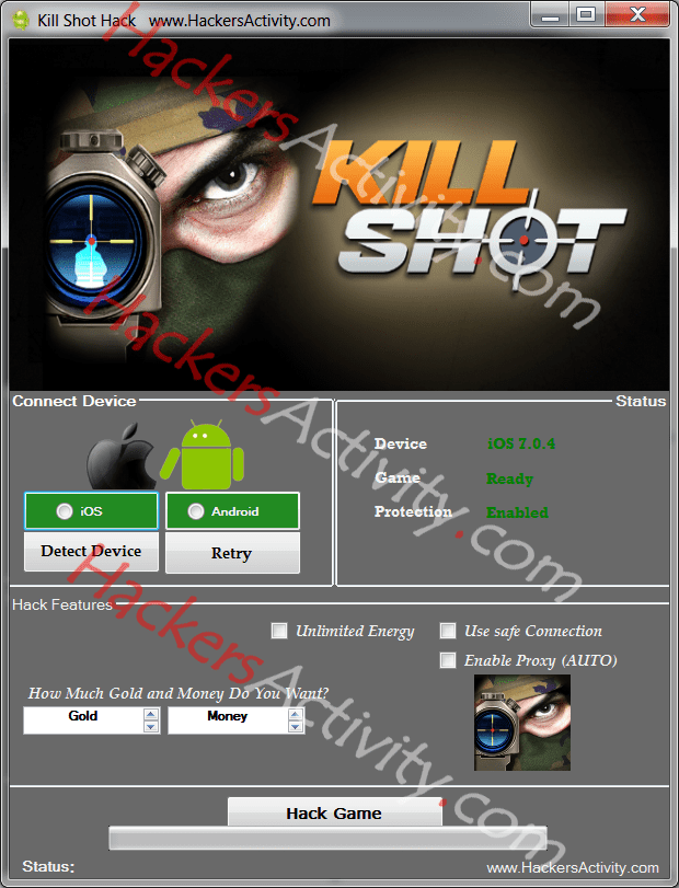 Killshot hack tool