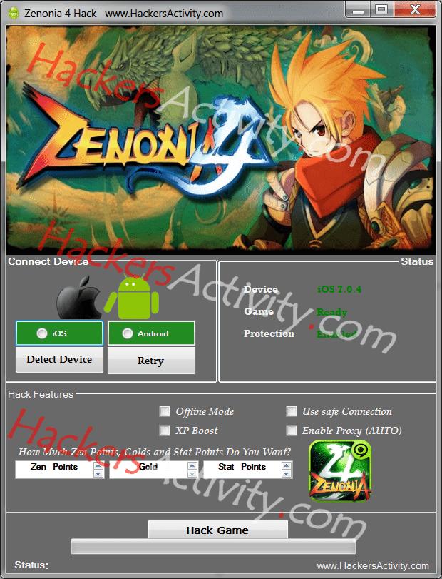 Zenonia 4 Mega Mod