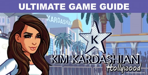 hack for Kim Kardashian Hollywood
