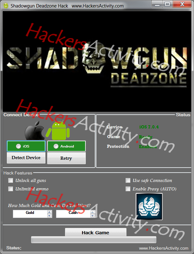 hacks for Shadowgun Deadzone