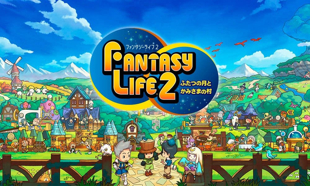 Fantasy Life 2 Cheat for android